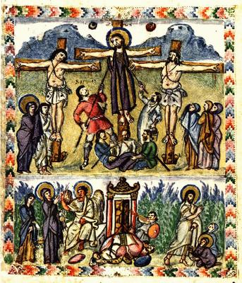 rabula gospels
